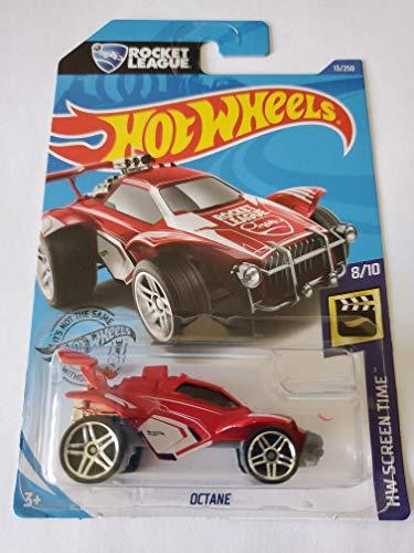 Hot Wheels 2020 Hw Screen Time Octane, 13/250 Red