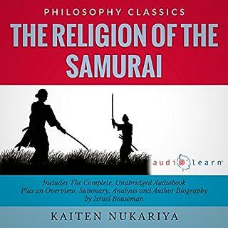 The Religion of the Samurai by Kaiten Nukariya cover art