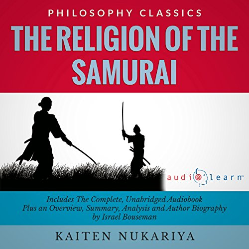 The Religion of the Samurai by Kaiten Nukariya audiobook cover art