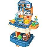 おままごとセット モンテッソーリ キッチン玩具 お肉&お魚&果物&デザート&食器セット大容量 セット 男の子 女の子に 誕生日プレゼント 贈り物