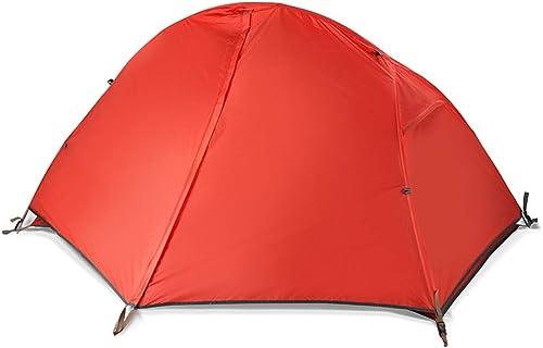 YANABC Tente de Voyage Portable 4 Saisons Ultra légère et imperméable