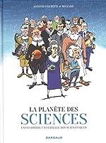 La Planète des sciences - Tome 0 - La Planète des sciences de Fischetti