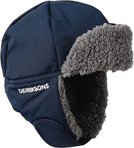 Didriksons 1913 Biggles Cap Kinder Navy Kopfumfang 54cm 2019 Kopfbedeckung