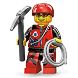 Lego Mini Figure - Series 11 - Mountain Climber