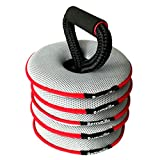 FLAMY Pesa Rusa Kettlebell Ajustable Sandbag,Entrenamiento De Elevación Alta Repetición para Trabajo Kettlebell para Gimnasio Home Fitness(26-38 LB)