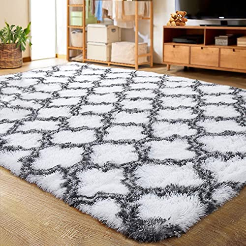 Alfombras Salon Pelo Largo Grandes 200X300 alfombras salon  Marca SHANNA