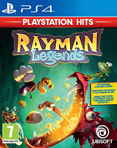 Rayman Legends PSH - PS4, 3307216075967