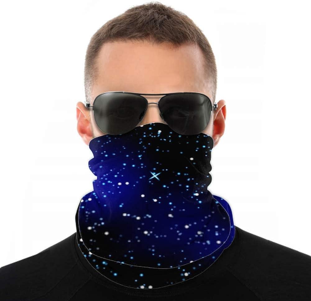 Headbands For Men Women Neck Gaiter, Face Mask, Headband, Scarf Background Form Starry Sky Vector Turban Multi Scarf Double Sided Print Yoga Headband For Sport Outdoor