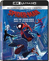 Spider-Man: Into The Spider-Verse (Bilingual) - UHD + Blu-ray + Digital Combo Pack