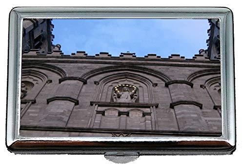 Zigarettenschachtel, Glaubensglaube Notre Dame-Basilika in Montreal-Seelenfortsetzungs-Taschen-tragender Zigarettenschachtel