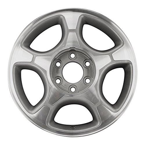 Auto Rim Shop - Brand New 17' Replacement Wheel for Chevrolet Trailblazer 5170