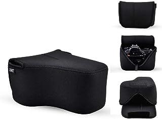 JJC OC-MC3BK Black Camera Case Bag Protector For Canon 5D3 5D2+24-105mm 24-70mm F4L 7D 60D +18-135mm For Nikon D7200 D7100...