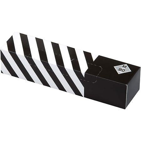 驚異の防臭袋 BOS (ボス) ストライプパッケージ /黒色Mサイズ90枚入 赤ちゃん用 おむつ ・ ペットシーツ うんち ・ 生ゴミ ・ サニタリー などの処理に