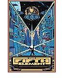 ZYHSB Luc Besson Bruce Willis Das Fünfte Element Poster
