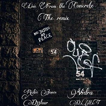 Live from the Concrete (feat. Rickie Jones, D33laur & Vidra)