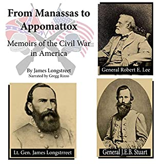 From Manassas to Appomattox: Memoirs of The Civil War in America audiobook cover art