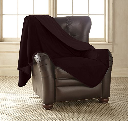 Mambe 100% Waterproof Silky Soft Throw for...