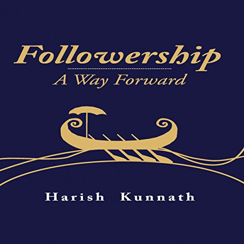 Followership - A Way Forward audiobook cover art