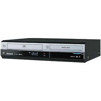 パナソニック 250GB 2チューナー DVDレコーダー VHSビデオ一体型 DIGA DMR-XW200V