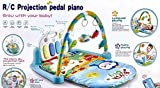 supreme deals 3-in-1 latest lay, sit kick and play musical activity gym mat newborn baby toys with...
