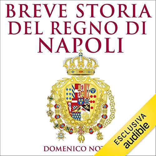 Breve storia del Regno di Napoli copertina