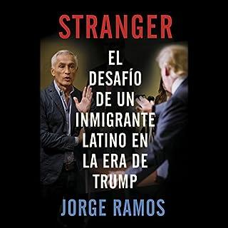 Stranger [Spanish Edition] audiobook cover art