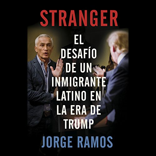 Stranger [Spanish Edition] audiobook cover art