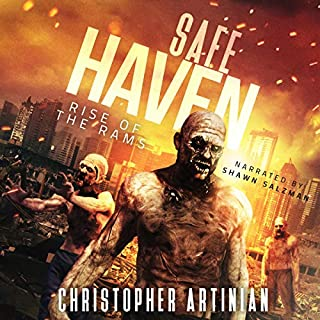 Safe Haven: Rise of the RAMs, Volume 1 audiobook cover art