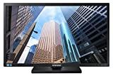 Samsung 23.6 inch FHD 1920x1080 Desktop Monitor for Business with HDMI, VGA, DisplayPort, VESA mountable, 3-Year Warranty, TAA (S24E650PL)