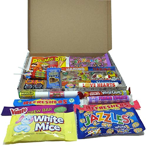 Letterbox Buster - Full of The Best Retro Sweets from Your Childhood...