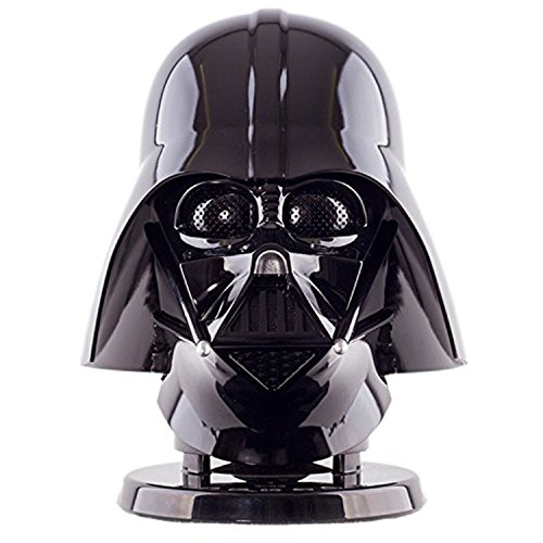 AC Worldwide Star Wars Darth Vader Altoparlante Bluetooth, Nero