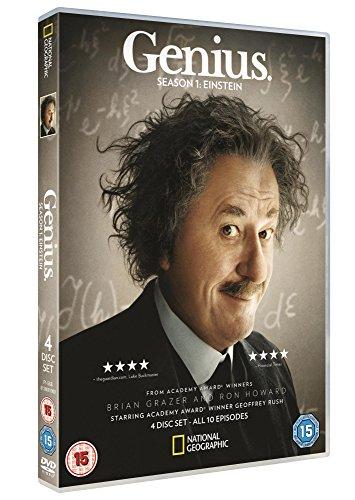 Genius Season 1 Einstein DVD