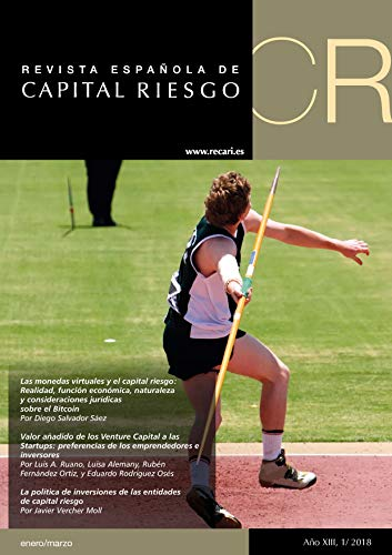 Revista Española de Capital Riesgo: Spanish Journal of Private Equity & Venture Capital (2018 nº 1) eBook: (INCARI), Instituto de Capital Riesgo: Amazon.es: Tienda Kindle