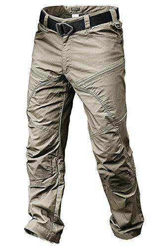 ANTARCTICA Mens Hiking Tactical Pants Lightweight Waterproof Military Army Jogger Casual Cargo Jogger Casual Trousers...