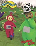 Teletubbies coloring book: Teletubbies Coloring Books For Kids And Adults
