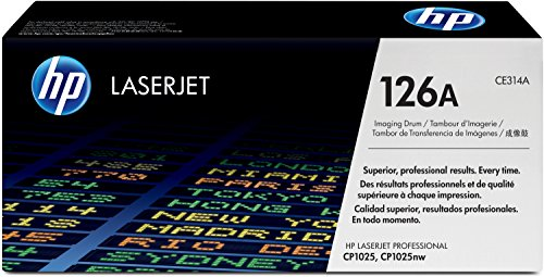 HP 126A | CE314A | Toner Cartridge | Laser Imaging Drum,Black