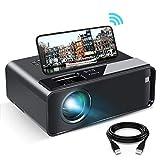 Best Mini Smartphones - WiFi Projector, ELEPHAS 2021 WiFi Mini Projector Review