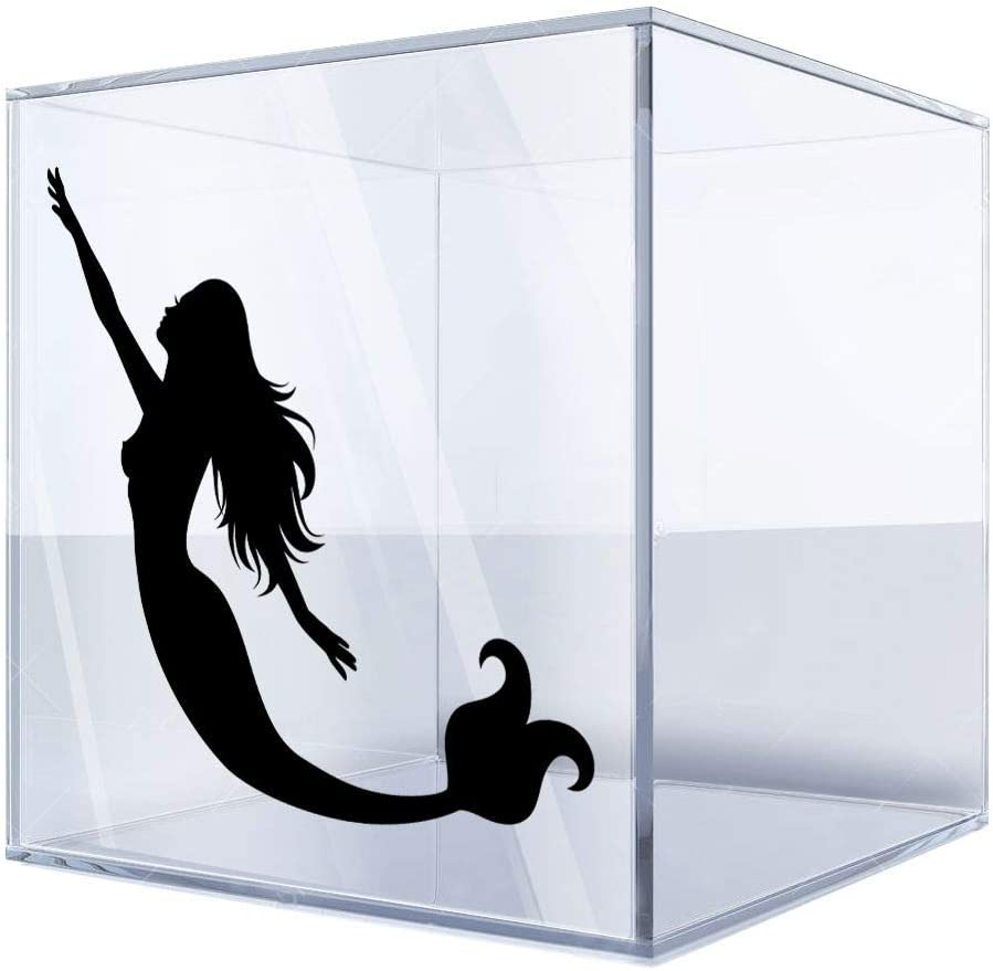 Stickers Sticker Mermaid Figure 18 4 X Large Max 86% OFF special price 20