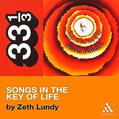 Stevie Wonder's Songs in the Key of Life (33 1/3 Series)