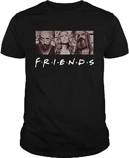 Rob Zombie 3 from hell friends shirt T-shirt, Unisex Hoodie, Sweatshirt For Mens Womens Ladies Kids