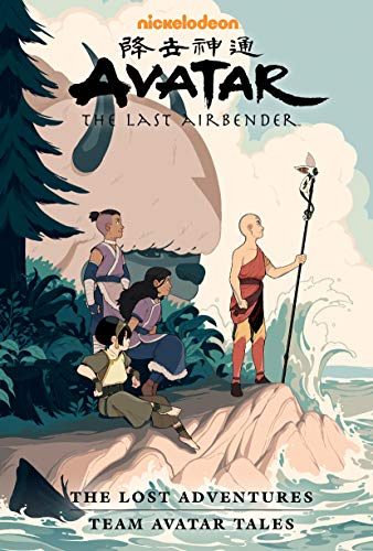 AVATAR LAST AIRBENDER LOST ADVENTURES LIBRARY ED HC (Avatar: the Last Airbender)