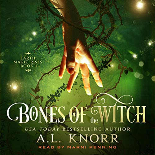 Couverture de Bones of the Witch: A Young Adult Fae Fantasy