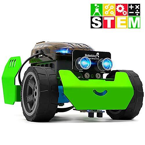 Robobloq Q-Scout Robot Ludo - Educatif Programmable