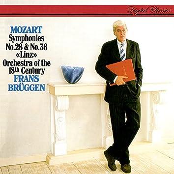 Mozart: Symphonies Nos. 28 & 36