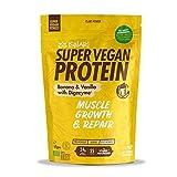 Iswari Super Proteína Vegana de Plátano y Vainilla con Digezyme (875g)