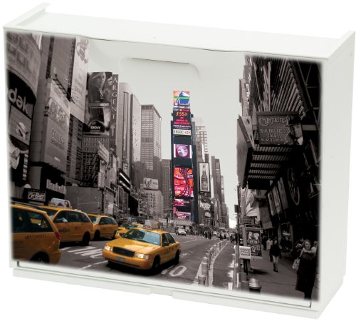Art Plast U51/NY Scarpiera in plastica, Nueva York