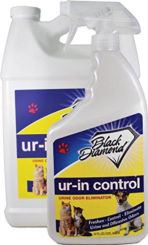 Ur-in Control Eliminates Urine Odors – Removes Cat, Dog, Pet, Odors Human Smells From Carpet, Furniture,...