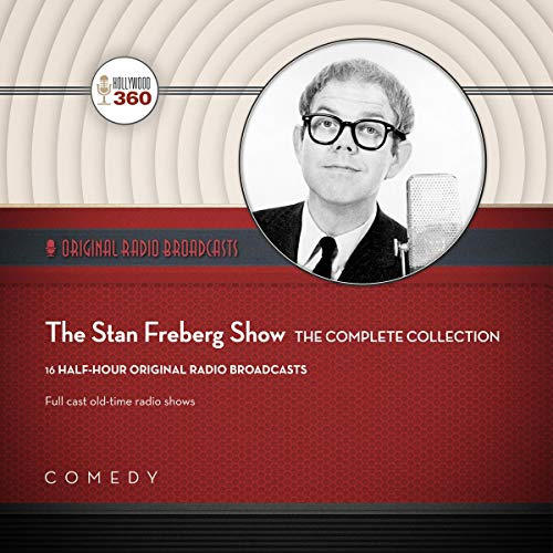 The Stan Freberg Show audiobook cover art