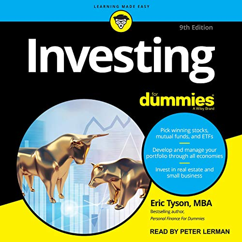 Couverture de Investing for Dummies, 9th Edition