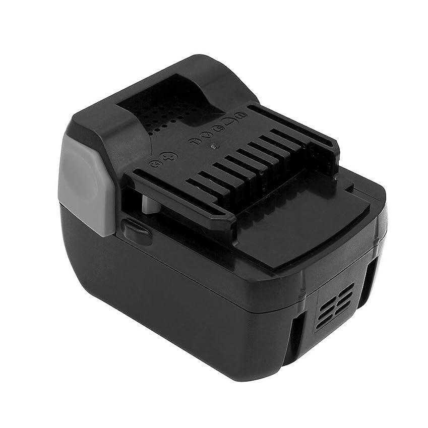 ヘルパー局絶縁する日立 BSL1460 14.4V 6.0Ah バッテリー 互換 6000mAh Hitachi BSL1415 BSL1440 BSL1450 329083 329877 329901に対応 リチウムイオン電池 電動工具用 1年間保証【THiSS】